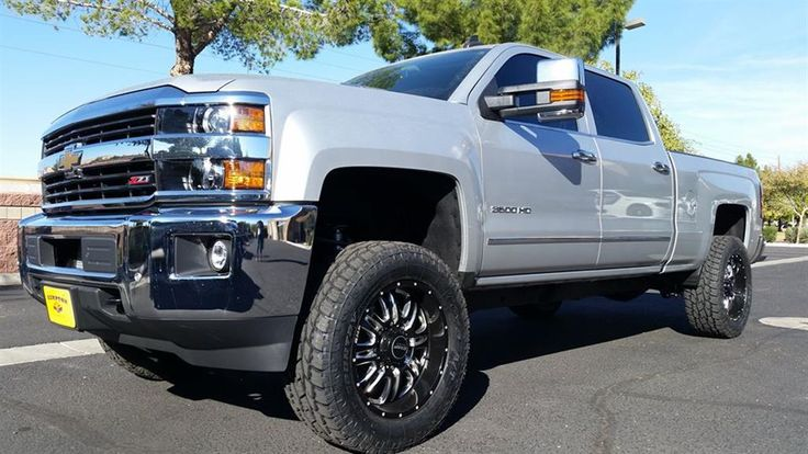2015 Chevy 2500HD by XTC Motorsports in Gilbert AZ . Click to view more photos and mod info.