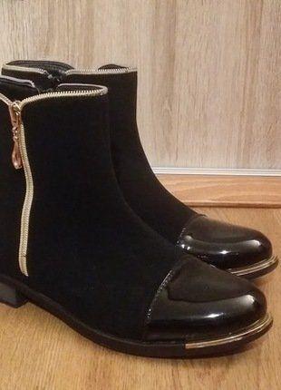 Kupuj mé předměty na #vinted http://www.vinted.cz/damske-boty/kotnikove-boty/13913643-kotnickove-zimni-boty