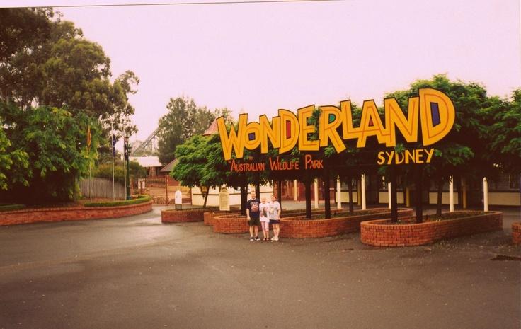 The Wonderland Entrance