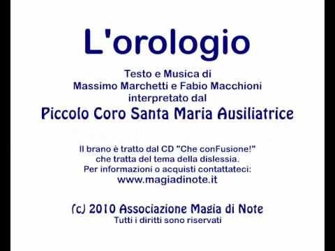 L'Orologio (Macchioni- Marchetti)