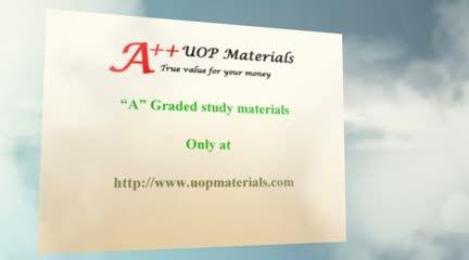ACC 290 Week 5 UOP Material