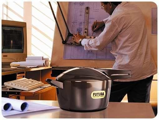 Hawkins Futura Pressure Cooker #HawkinsFutura