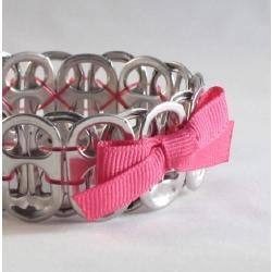Soda Tab Bracelet (for Haley's tab collection)
