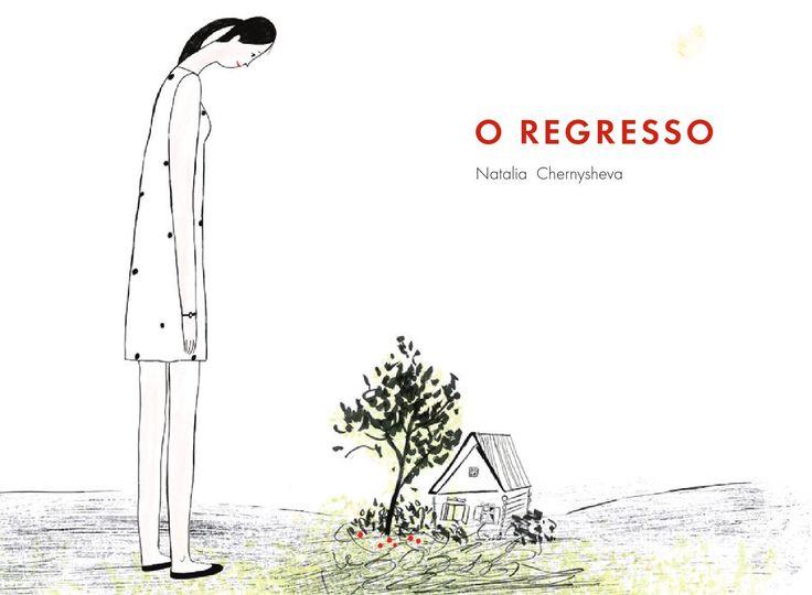 O regresso | Natalia Chernysheva | Bruaá, 2014 | www.bruaa.pt