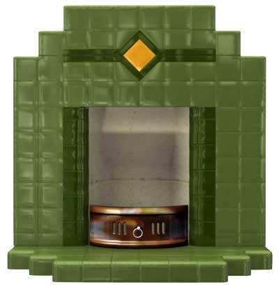 Fireplace - Art deco