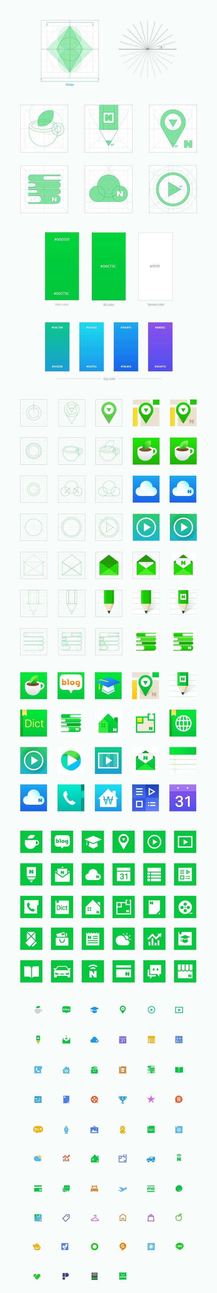 NAVER Square Identity네이버 스퀘어™는 '다양한 인터넷 경험을 연결하는 창'을 디자인 컨셉으로 사용자 한 명, 한 명에게 생생하고 유익한 경험을 제공한다는 서비스 가치를 담고 있습니다. The design concept of Naver Square™ is 'A Window Connecting Diverse Internet Experiences', which upholds a service value of providing vivid …