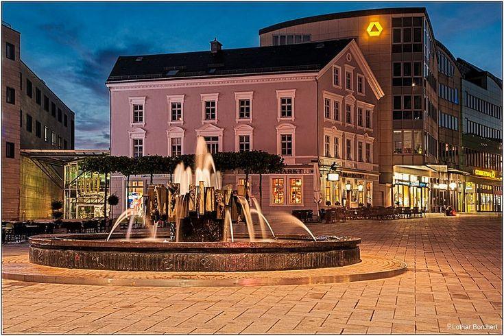 Lüdenscheid - Sternplatz