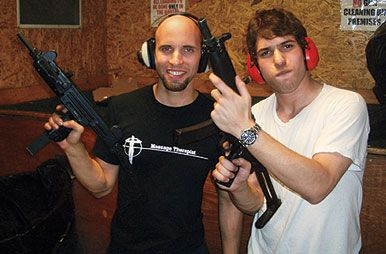 How two American kids became big-time weapons traders - and how the Pentagon later turned on them.