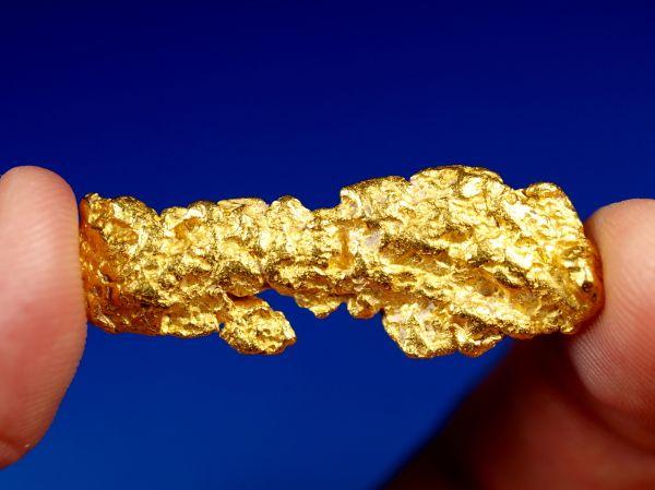Kalgoorlie Gold Nugget - Western Australian Gold for Sale