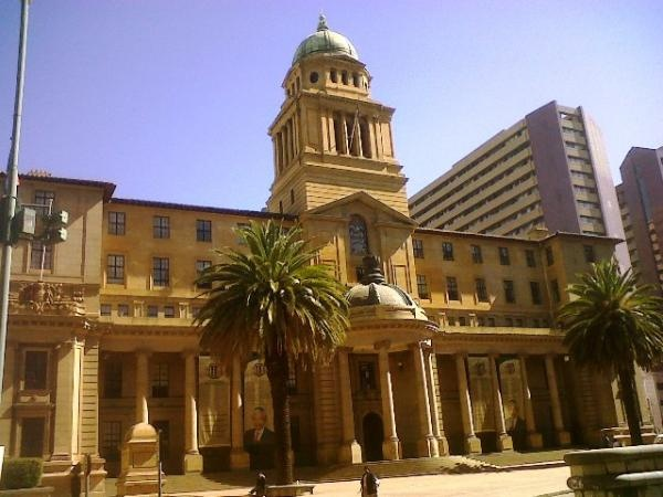 City Hall (now Gauteng Legislature) and the organ (one of the finest in the city) remains in the hall, unused!| blueplaques.co.za