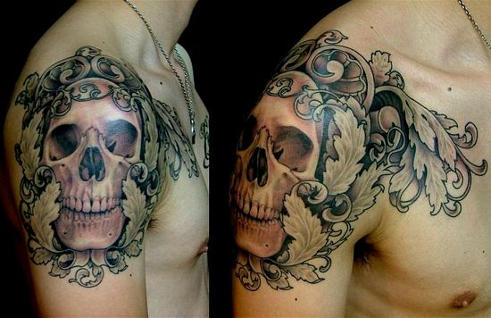 Artist aaron cain jeff gogue unknown rachi brains for Aaron cain tattoo