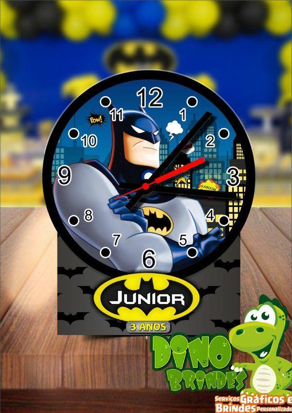 Batman Como Tema De Decoracao De Festa Infantil Decoracao Festa