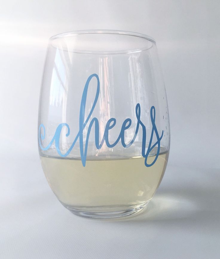 Stemless Wine Glasses - Wine Glasses with Sayings - Bachelorette Wine Glass…