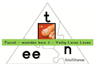 puzzel - woorden kern 2 (VLL)