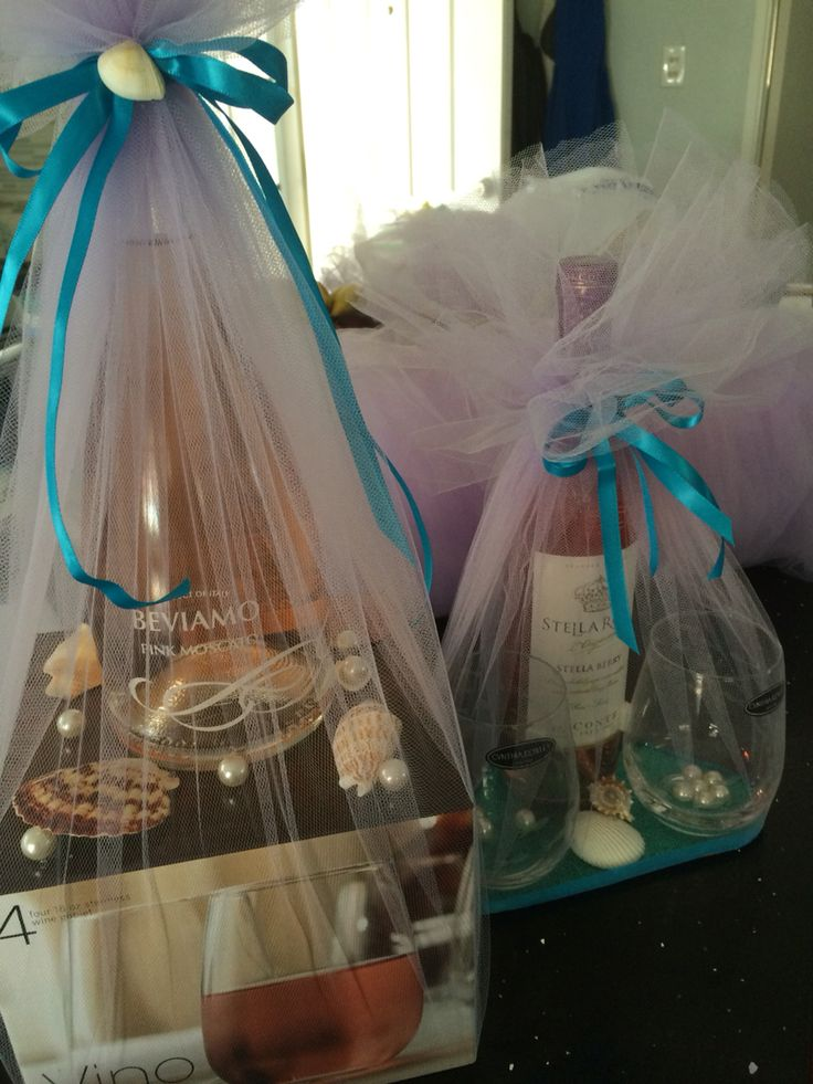 Inexpensive baby shower prizes: it's all about presentation!