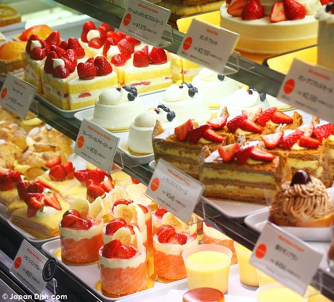 35 best images about japanese sweets on pinterest for Asian cuisine desserts