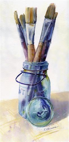 """Artists Legacy"" - Original Fine Art for Sale - © Pamela Harnois"
