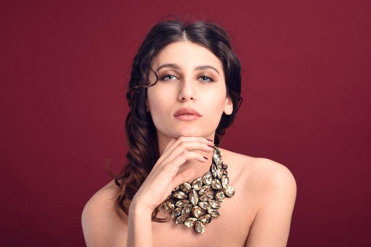 Natural makeup for Brides with Airbrush Air #naturalmakeup, #analulikova, #airbrushmakeup,