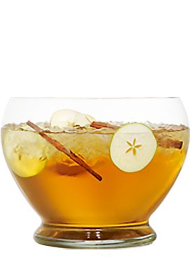 Photo du cocktail Punch de Noël