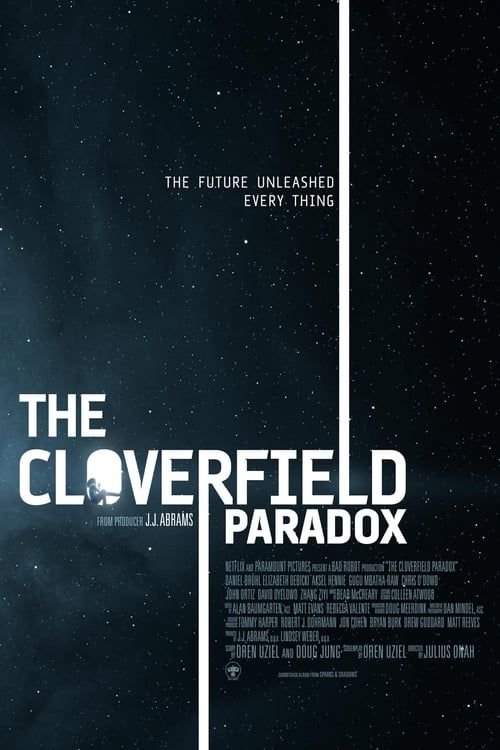 Watch The Cloverfield Paradox (2018) Full MovieS Online Free