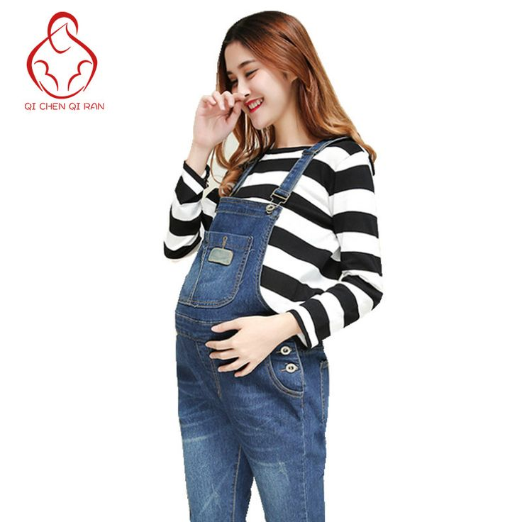 Enceinte Jeans Pants Maternity Pregnant Clothing