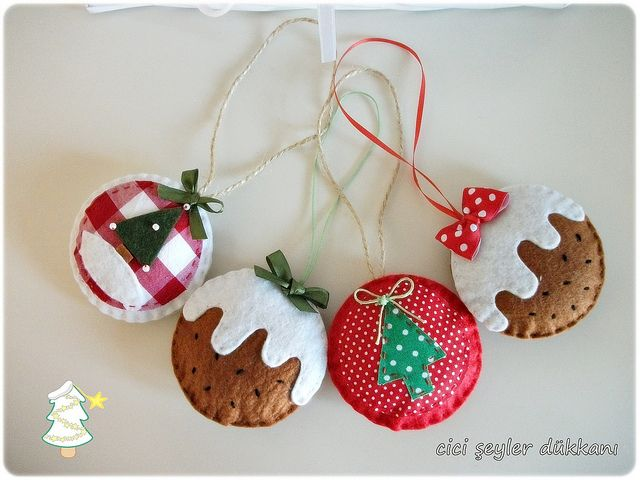 cute ornaments by cici