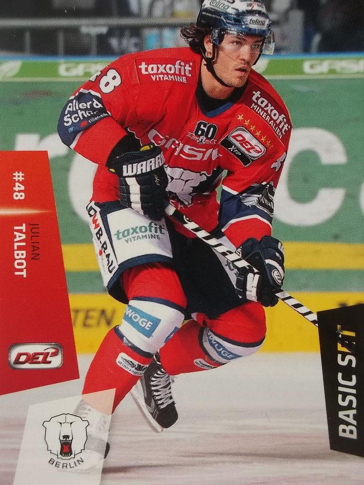OHL Grad Julian Talbot Signs For 2 More With Eisbaren Berlin