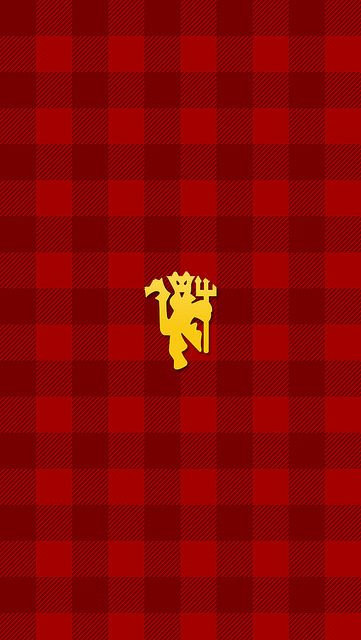 Manchester United FC Logo iPhone 5S Wallpapers HD is be the best of HD wallpapers for iPhone and Android Phone.