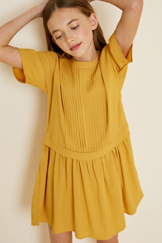 bb1b7d0b4d9a fashion, kids style, fashion for kids, kids lifestyle, kids clothing, kids  ootd, tween style, girls fashion, tween ootd, tween, yellow dress, mellow  yellow, ...