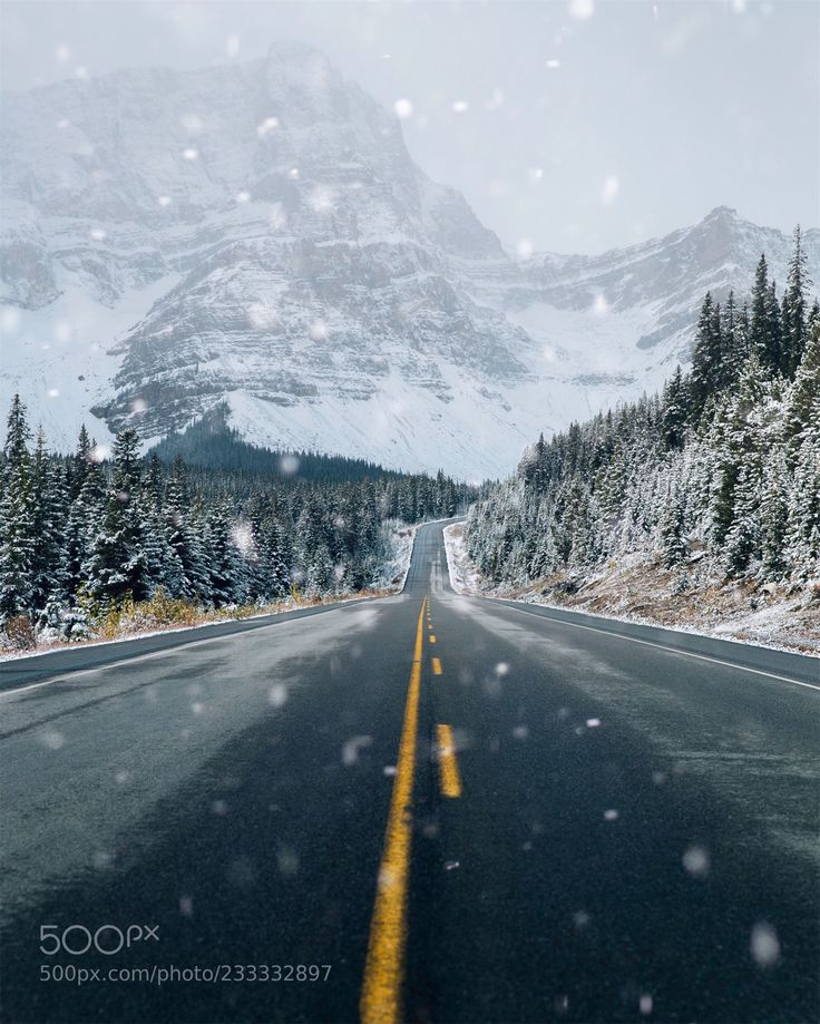 Beautiful roads. (Nick Verbelchuk / Portland / United States) #- , #landscape #photo #nature