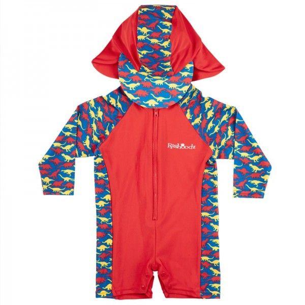 Safe in the Sun: essential beachwear for kids
