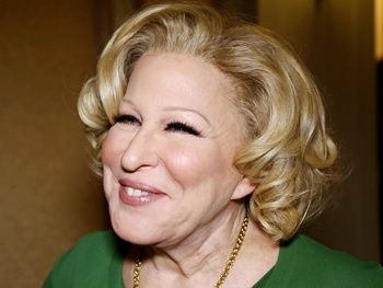 Happy 68th birthday to Bette Midler.