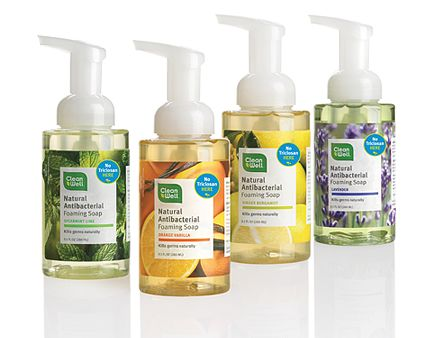 Best all natural antibacterial cleaner