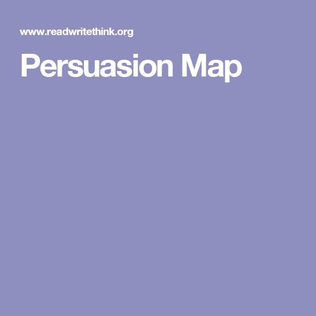 Persuasion Map