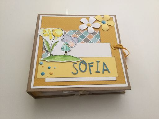 thecrazyely: Album per Sofia