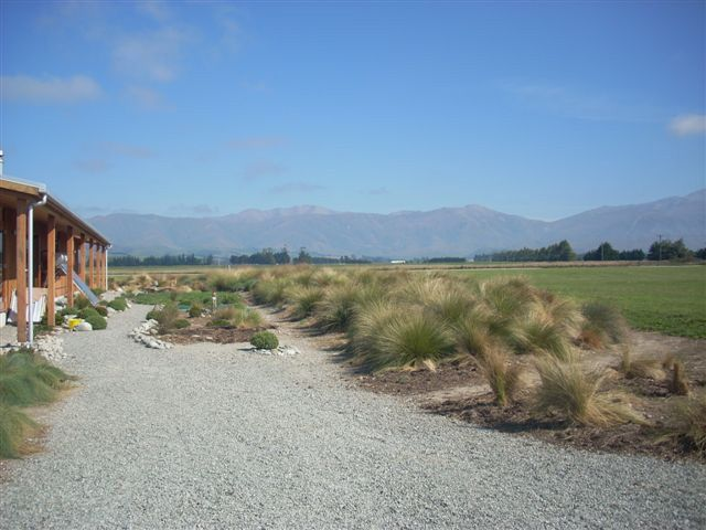 South Canterbury Residence with Autoflow Wastewater System installed