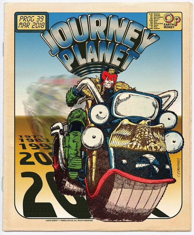 Journey Planet, edited by Team Journey Planet   2018 Hugo