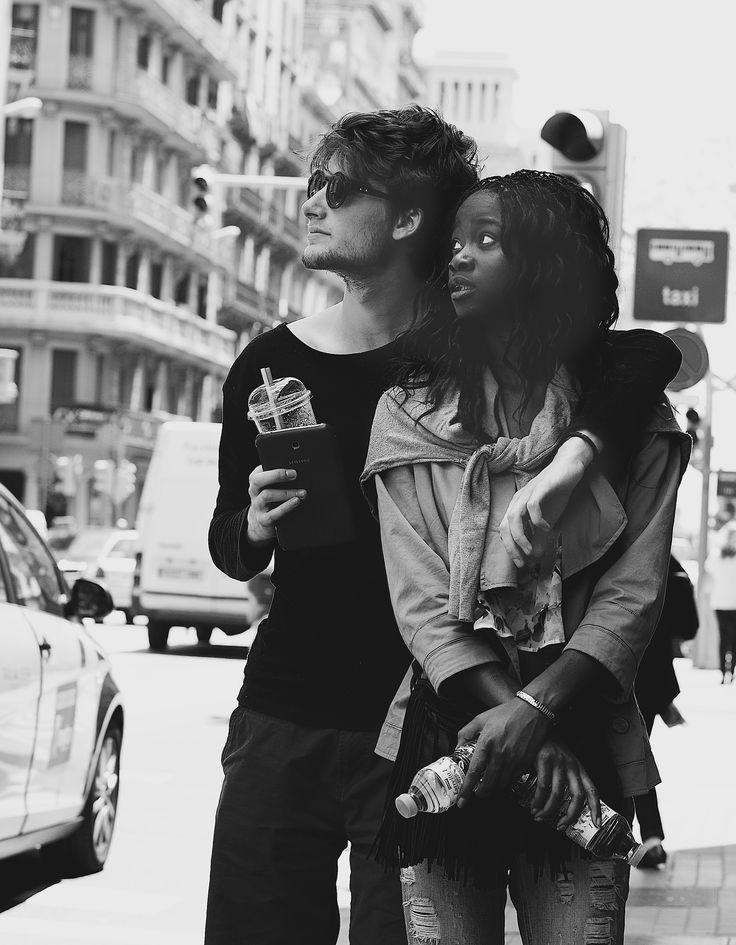 バルセロナの黒人