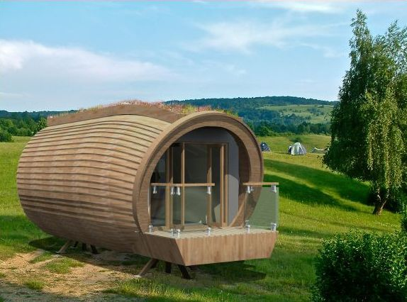 52 best images about camping pods on pinterest a hotel for Garden offices for sale scotland