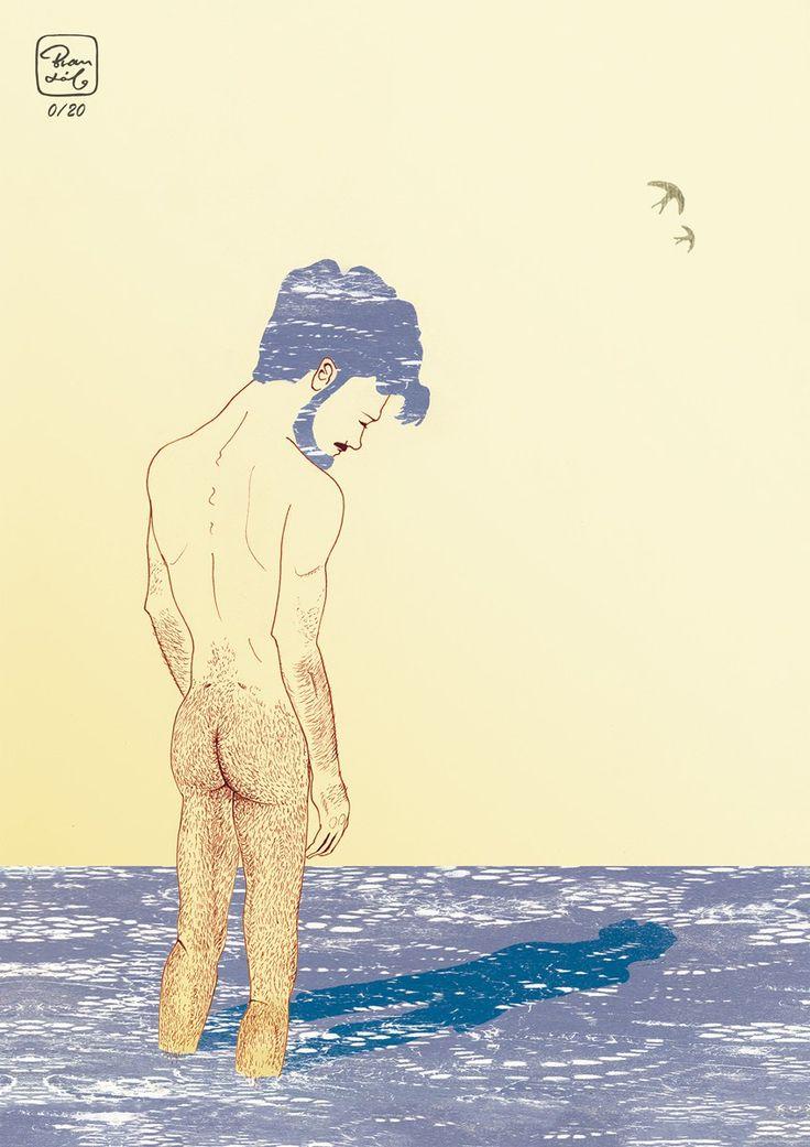 Turni la Dorson  Ilustración por Bran Sólo
