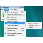 Manage Your Hosts File Using a Free Hosts File Manager #hostsfile http://pennsylvania.nef2.com/manage-your-hosts-file-using-a-free-hosts-file-manager-hostsfile/  # written by: Donna Buenaventura•edited by: Bill Bunter•updated: 2/3/2012 Security and privacy conscious users know a Hosts file in a system requires protection because malware authors are using this unmonitored and unprotected file to stop users in visiting good websites. Here's the top two free Hosts file managers that will help…