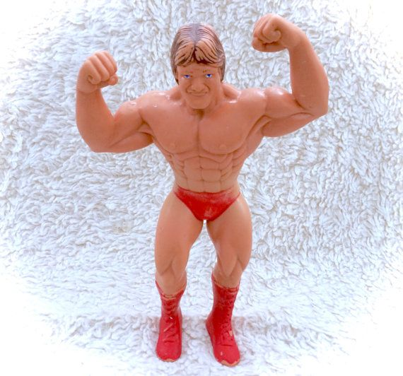 NICE 1984 Mr. Wonderful Paul Orndorff LJN by CuteVintageToys