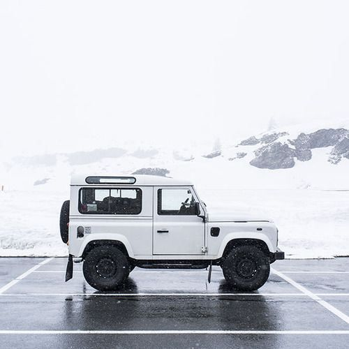 Landrover Defender -  Architecture, Cars, Style & Gear
