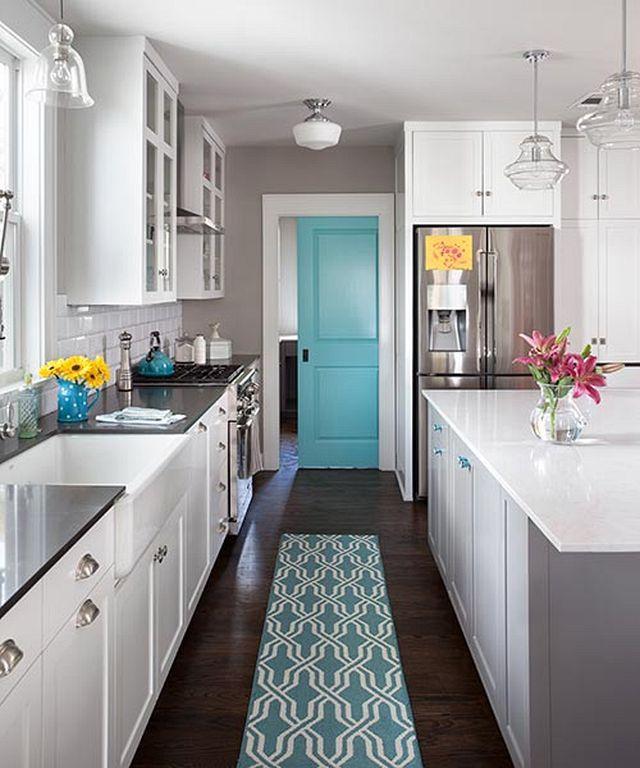 Grey Kitchen Ideas Pinterest: Best 20+ White Grey Kitchens Ideas On Pinterest