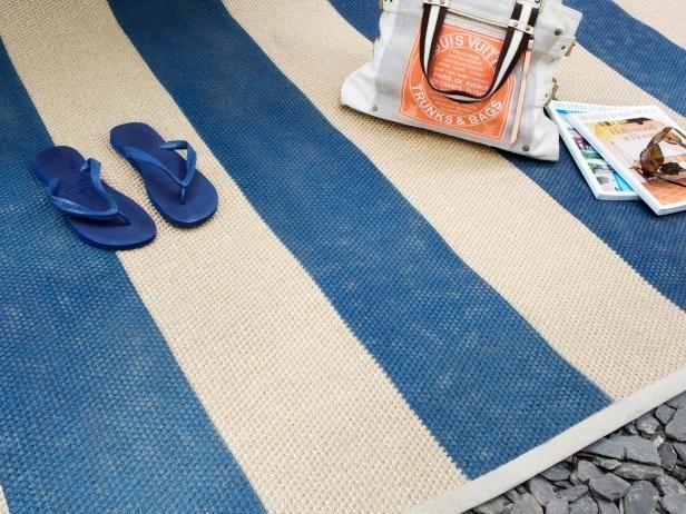 Comment peindre un tapis en sisal?