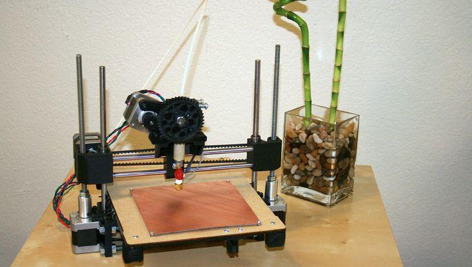 PrintrBot [$499]: Diy 3D, Impresora 3D, 3D Printers, Metals, 3D Prints, Printer Diy, I'M, Amazing 3D, Personalized 3D
