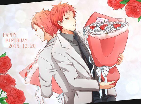 遅くなったけど、赤司君お誕生日おめでとう #赤司征十郎生誕祭2015