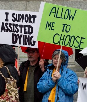 Natural Death Vs Physician Assisted Death