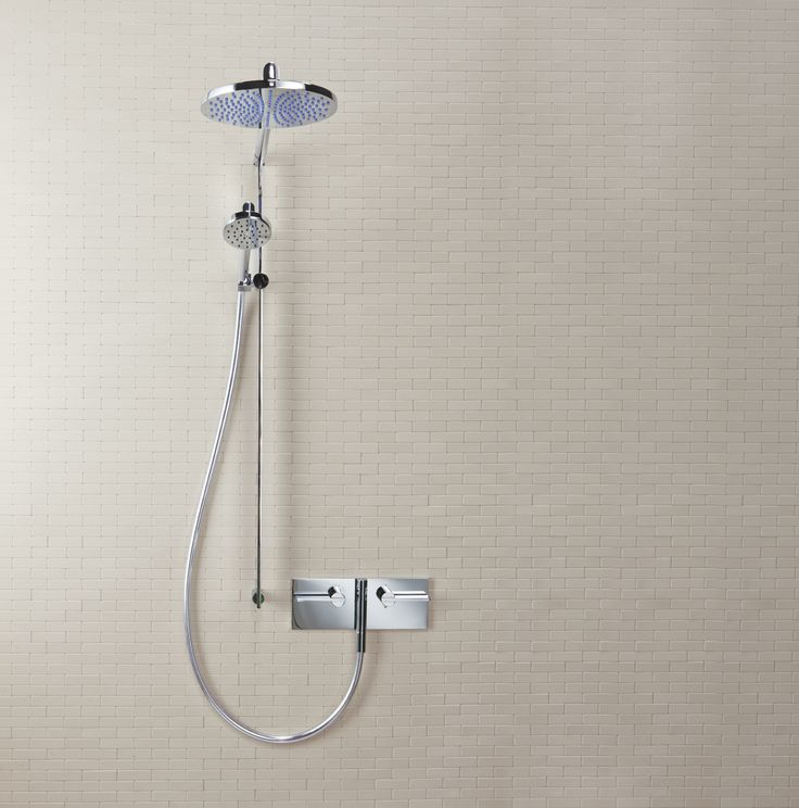 Elixir Blade Mixer, Slide Rail and Hand Shower, with optional Eco Setting,  elegant