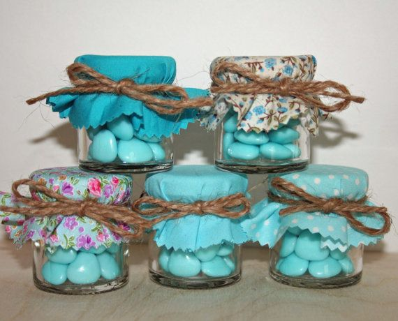 Tiffany Blue Favours for Weddings Bridal Showers by Melysweddings, £1.85